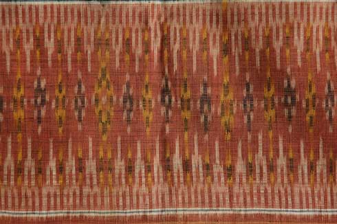 weaving cepuk